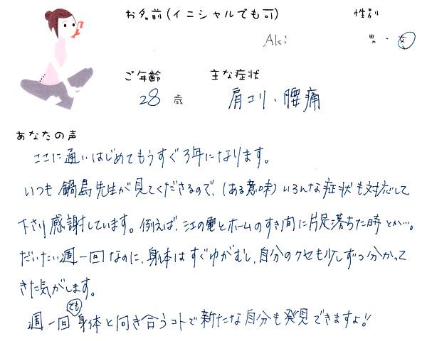 Akiさん 28歳 女性